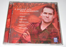 Paul McMahon: A Painted Tale - Lute Songs (CD, 2004) Dowland, etc. ABC Classics