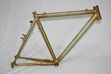 Eddy Merckx Rahmen Cross 5 Roh, Cyclocross Frame, Querfeldein,  Alu RAW, RH60cm