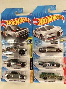 Hot Wheels 2020 Zamac Series Dodge Porsche Bugatti Chevy Nova Subaru Choice