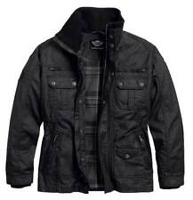 Harley-Davidson Out-of-Reach Rugged Waxed Jacket (97559-16VM) SIZE 2XL