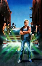 Repo Man Movie Poster 24x36 textless art