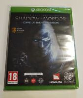 Middle-Earth Shadow of Mordor Game Of The Year  Xbox One New Sealed UK PAL XB1