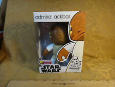 Star Wars Mighty Muggs Admiral Ackbar PX Previews Exclusive - Free S&H USA