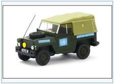 LRL001 Land Rover 1/2-ton Lightweight UNFICYP British Army,Oxford 1:43,NEU &