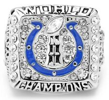 Goodies Bague Chevaliere NFL Peyton MANNING COLTS 2006 Superbowl 2006 neuve