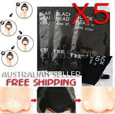 5X PILATEN BLACKHEAD REMOVER DEEP PORE CLEANSING STRIP MASK FACE NOSE BLACK HEAD