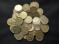 Lot de 100 monnaies de 20 Francs G.Guiraud à trier