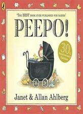 Peepo! by Ahlberg  New 9780141337418 Fast Free Shipping..