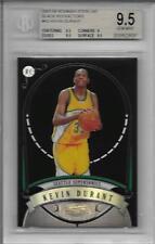 2007-08 Kevin Durant Bowman Sterling Black Refractor- BGS 9.5 Gem Mint- #82/199