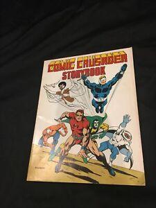 COMIC CRUSADER STORYBOOK - Ditko, STERANKO, Adams, Grass Green, Adkins, Foss, +