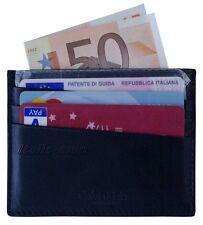 Porta carte di credito/cards CALVIN KLEIN col: nero - mod. D02S01G