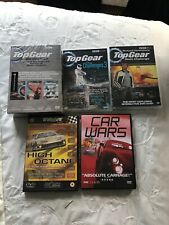 Top Gear /cars Dvd Bundle