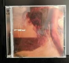 FEY VERTIGO 2 CDs album limited edition Mexico Mexican edition (thalia shakira)