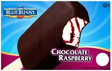 Ice Cream Truck Decal Sticker Blue Bunny Chocolate Raspberry Bar Ver. 1