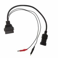 3Pin To 16Pin OBD2 Diagnostic Adapter Cable Connector For Fiat Alfa Romeo Lancia