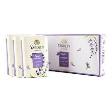 Yardley English Lavender Soap - (100 gm x 3 soap) Free shipping world