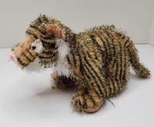 Webkinz Plush Tiger Ganz No Code