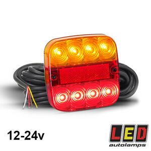 LED Autolamps Trailer Lights -  99 Series