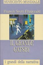 Il Grande Gatsby by F. Scott Fitzgerald (1998~HardcoverDJ~Italian~Like New)