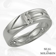 Atlantis Ring Talisman - Sterling Silver 925