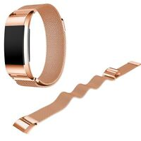 Fitbit Charge 2 Band Secure Strap *UK* Wristband Metal Buckle Replacement HR