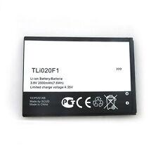 2000mAh TLI020F1 Battery For TCL J720T J726T Alcatel One Touch Pop 2 5042d