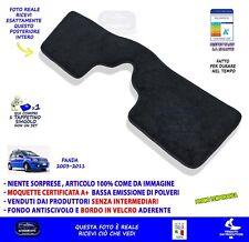 Tappetini per Fiat Panda 2003>2011 Tappetino posteriore intero 1 tappeto auto
