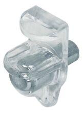 Häfele Bodenträger Fachträger Ø 5 mm Fachbodenträger Glasbodenträger H3115 Glas
