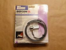 NEW Targus Defcon CL Laptop Cable Lock Part # CQ410U