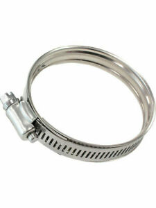 Aeroflow 68-85mm Constant Tension Dual Bead Stainless Hose Clamp (AF28-6885)