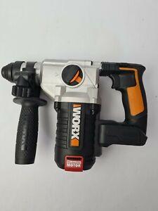 WORX WX380.9 18V(20V MAX) Cordless Brushless 2.0KG Rotary Hammer Body Only Boxed