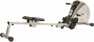 Sunny Health & Fitness Elastic Cord Rowing Machine Rower FREE SHIPPING TO PR