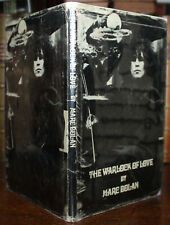 1969 The Warlock of Love Marc Bolan Scarce Dust Jacket First Edition T Rex