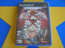 GUILTY GEAR X - PLAYSTATION 2 - PS2