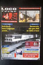 MODELISME FERROVIAIRE TRAIN MAGAZINE LOCO REVUE N° 584 de 1995