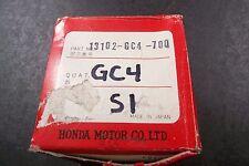 NOS Honda 82 83 CR80R CR80 .25 over Size Piston 13102-GC4-700