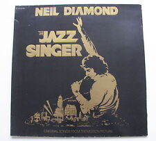 NEIL DIAMOND.........THE JAZZ SINGER  (BO)...........LP
