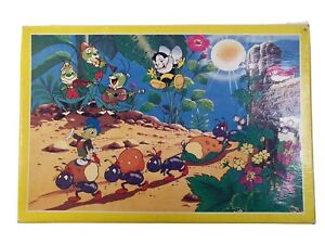Toto Jigsaw Puzzle Ants And Locusts Cartoon 104pc 35x25cm
