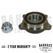 FRONT WHEEL BEARING HUB + ABS FOR ALFA ROMEO 147 156 166 / LANCIA THESIS 1997-10