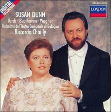 Chailly, Wagner, Verdi, Beethove, Susan Dunn Recital, Excellent