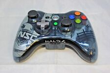 Halo 4 Limited Edition Xbox 360 Controller Tested and Working