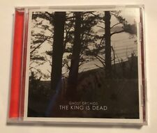 GHOST ORCHIDS The King is Dead NEW Music CD Free Shipping 2008 Sealed