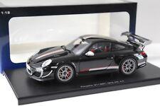 1:18 Autoart Porsche 911 (997) gt3 RS 4.0 BLACK NEW in Premium-MODELCARS