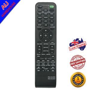 RM-AAU202 RMAAU202 RM-AAU203 Remote Replaced for Sony MUTEKI Home Theatre System