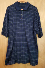 Mixed Lot of 12 Men's Golf Polo Casual Shirts Size L & Size XL Short Sleeves