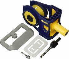 IRWIN Tools Bi-Metal 7 Piece Door Lock Installation Kit (3111002)
