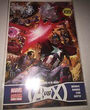 AvX #0 Exclusive Variant (Avengers Vs X-Men)