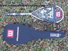New Wilson Hyper Hammer 110 Squash Racquet Hh 110 grams H 110