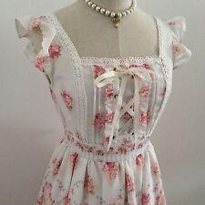 LIZ LISA Dress Mermaid Rose Flower Kawaii Japanese Gyaru Lolita Fashion #13627