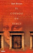 El Codigo Da Vinci (Spanish) Paperback by Dan Brown